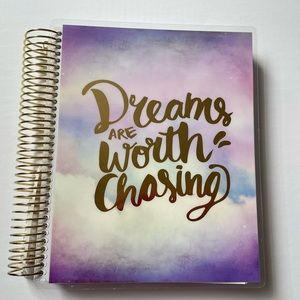 Planner Undated Journal Goal Setting Calendar